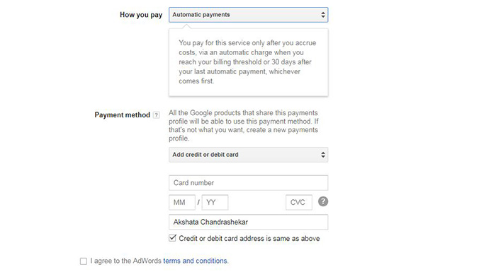 google-adwords-account-setup-step12